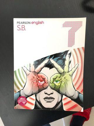 Pearson English 7 Textbook