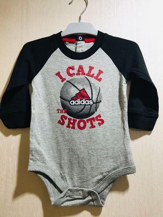 全新Adidas正品嬰兒服