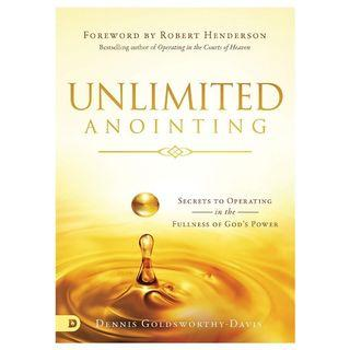 [PO] ✝️ Unlimited Anointing:Secrets to Operating in the Fullness of God's Power