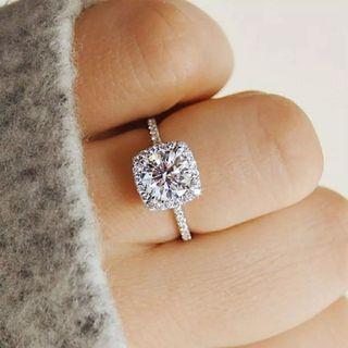 Wedding ring Stylish ring diamond