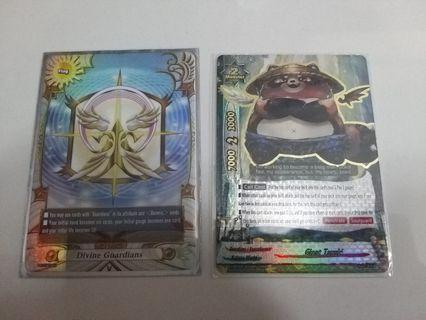 Buddyfight Divine Guardian Deck