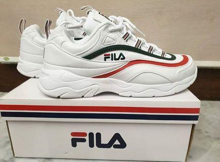 Fila Ray ft Atmos (Japan Exclusive)