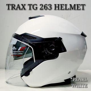 Latest TRAX TG 263 HELMET