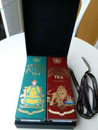 (全新) TWG 茶 tea 禮盒裝 送禮