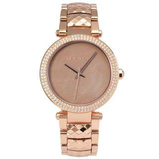 New MICHAEL KORS Parker Mother Of Pearl Dial Ladies Watch (MK6426)