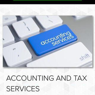 Accounting and tax services (会计和税务咨询)
