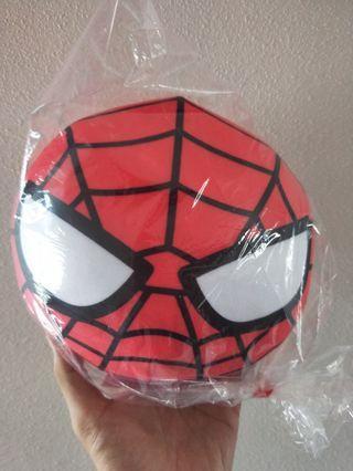 Spiderman Small Cushion 18cm