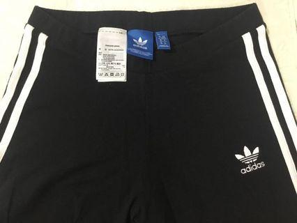 🚚 Adidas XS女生緊身長棉褲