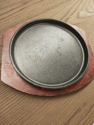 """10"""" Hot plate (24pcs)"""