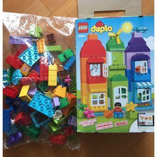 LEGO 10854 Duplo Creative Box 120件
