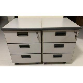 Drawers with Pedestal (2 UNITS Available)