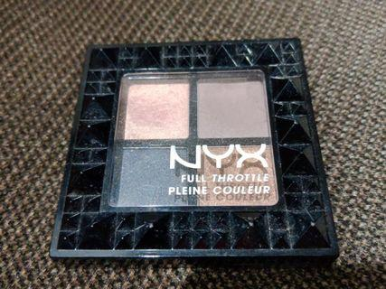NYX Full Throttle Eyeshadow