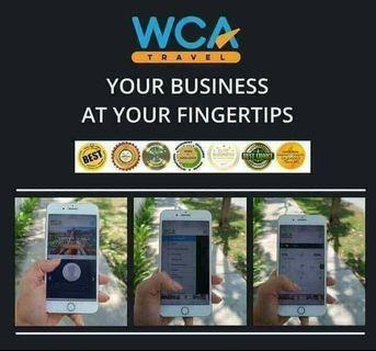 WCA travel and tours