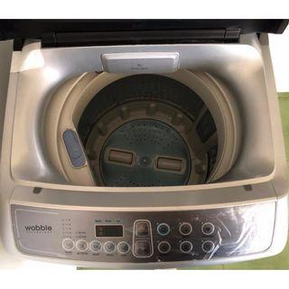 1 year old Samsung Washing Machine with Wobble Technology (7.5kg)