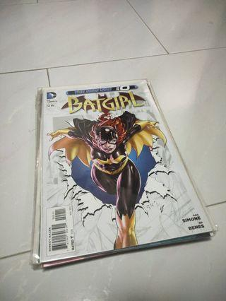 🚚 DC Comics New 52 Batgirl