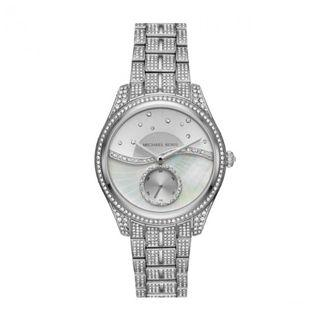 New Michael Kors Lauryn MK3755 Silver