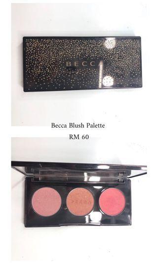 Becca Blush Palette