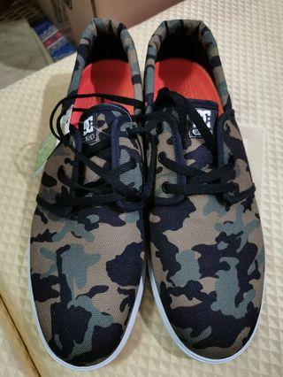 DC Shoes Camo Black - Authentic