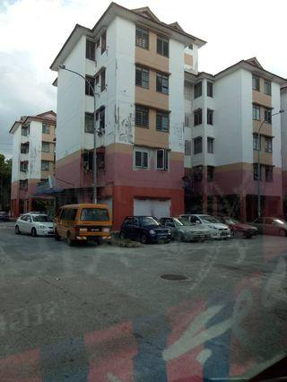 Flat Kangkar Pulai / Low Cost Flat For SALE