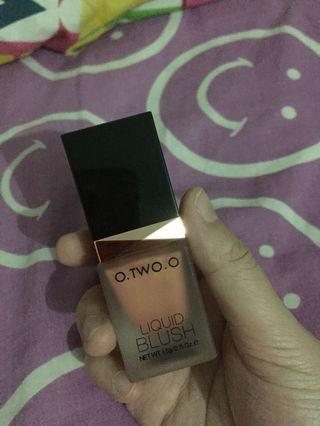 blush on o.two.o china