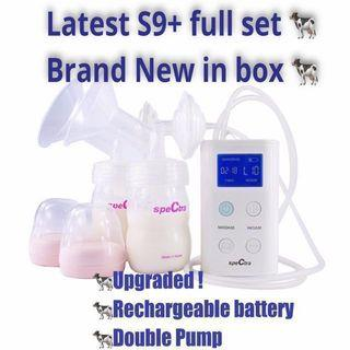 NEW Breast Pump Spectra S9+ with warranty !  [Sale ]