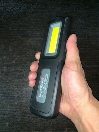 超光磁吸露營燈維修燈