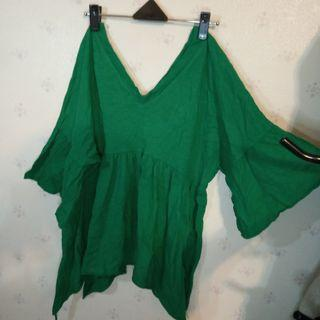🚚 V領寬鬆棉感舒適上衣s~L都可以穿
