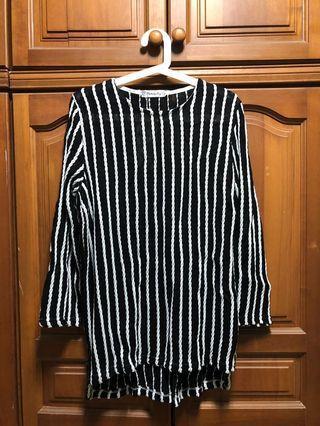 🚚 Strip dress (Brand new with tag)