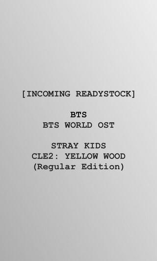 [RS] BTS STRAY KIDS