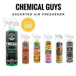 ⚡️New Car Scent Air Freshener Assorted Chemical Guys Car Detailing Grooming