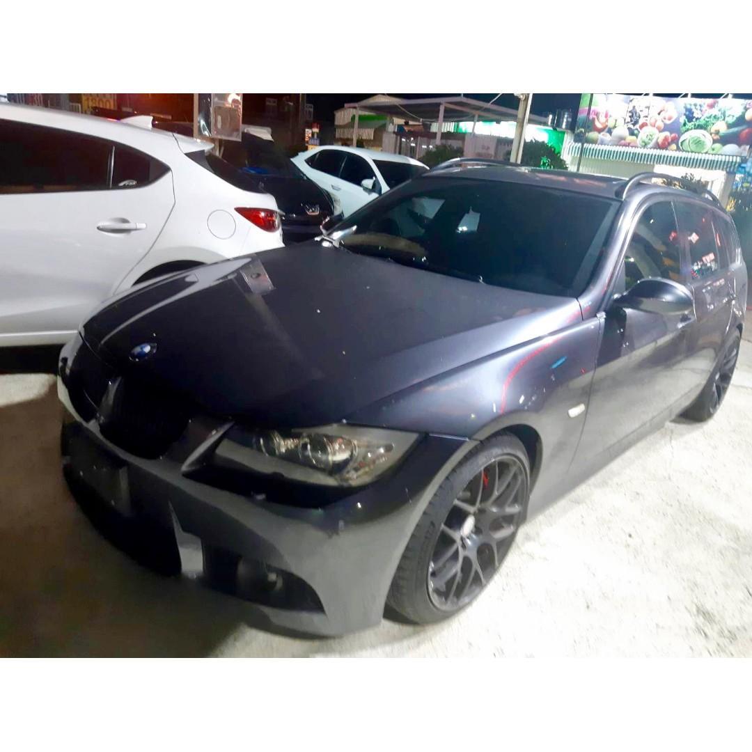 2006年寶馬E91 320I 月付7500 FB胖老爹專業車庫/國產車/進口車
