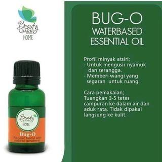 BEAUTY BARN Home Aromatherapy seri BUG-O Mengusir Nyamuk Serangga 10ml