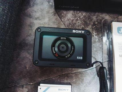 🚚 Sony RX0 輕便防水相機