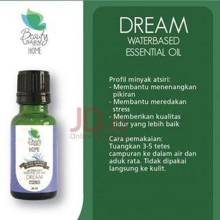 BEAUTY BARN Home Aromatherapy seri DREAM Meredakan Stress 10 ml