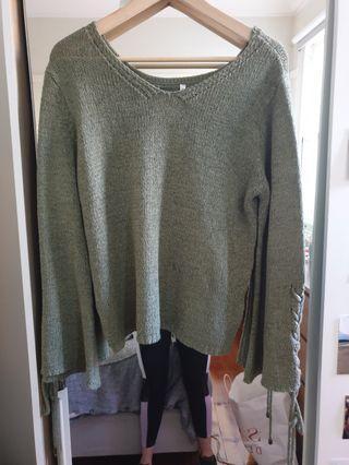 Indikah Belle Sleeve Knit