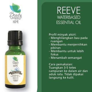 BEAUTY BARN Home Aromatherapy seri REEVE Menambah Semangat 10 ml