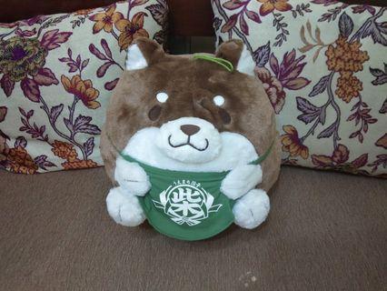 Boneka Anjing Shiba Inu made in Jepang