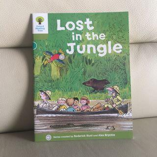 Lost in the Jungle Oxford Reading Tree