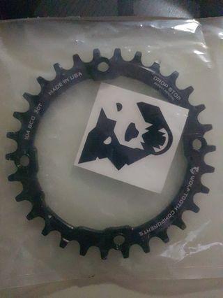 Wolftooth chain ring 30t 104bcd