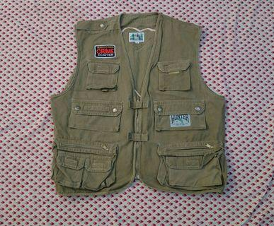 Photographer Vest ®Bugle Boy Hunter with Rolling Stones
