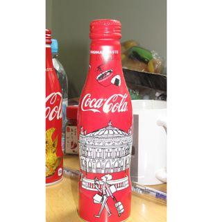 法國 鋁瓶 可口可樂, 全新未開, 有水