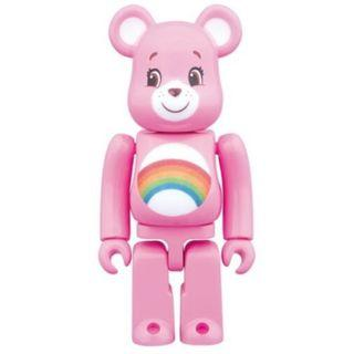 Medicom 2017 Be@rbrick Care Bears 100% Cheer Bear Bearbrick