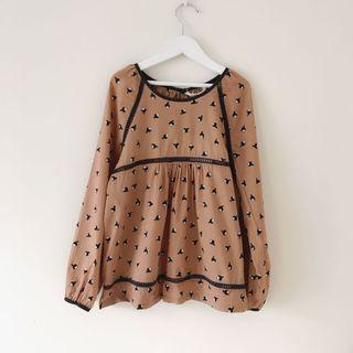 *NEW* Country Road Girls top size 10
