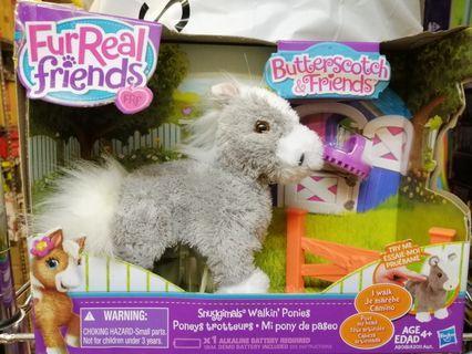 Fur Real Friends Walking Poines Moondancer