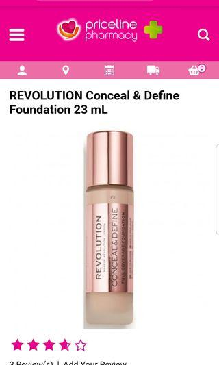 Revolution foundation