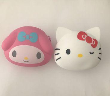 🚚 Kitty Melody coin pouch