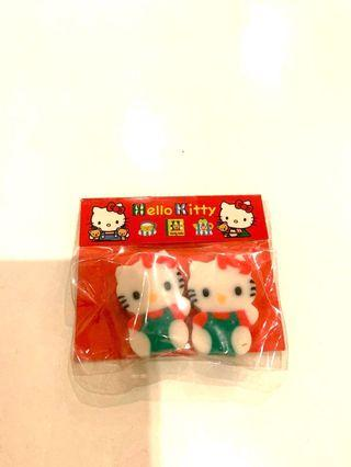 Hello Kitty Sanrio Eraser
