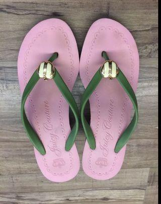 JC 厚底夾腳拖鞋 37號 (香港專櫃購入)