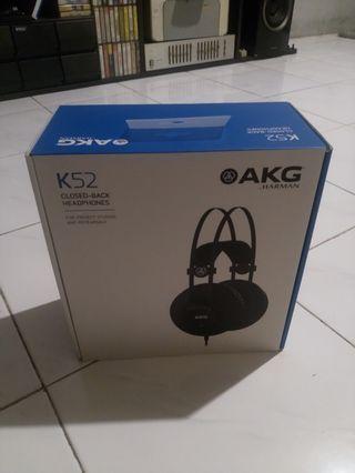 Headphone Monitor AKG K52