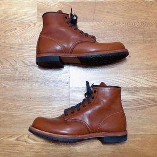 Red Wing 9016 Beckman boots Cigar Featherstone 工作靴 工裝靴 RW 紅翼